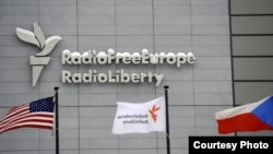 Sede de Radio Europa Libre/Radio Libertad en Praga.