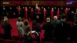 Maduro destituye a jefes de principalespartidos opositores