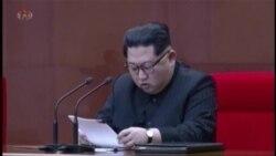Corea del Norte anuncia suspensión de pruebas nucleares y lanzamientos de misiles