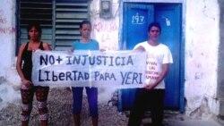 Esposas de dos presos políticos albergan esperanzas en visita de Obama