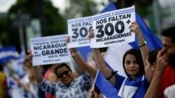 En Nicaragua, al menos diez personas murieron durante los últimos días, ascendiendo la cifra de fallecidos a más de 350