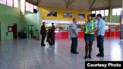 Aeropuerto de Camagüey.