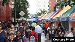 Feria Internacional del Libro de Miami 2012