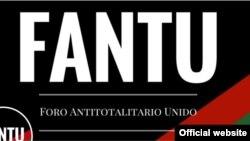 Logo oficial del grupo opositor FANTU.