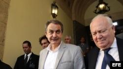 Aseguran en España que la reunión en Cuba de Zapatero y Moratinos con Raúl Castro es inoportuna