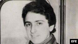 Ernesto Borges, prisionero político cubano