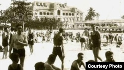 El antiguo Havana Yacht Club.