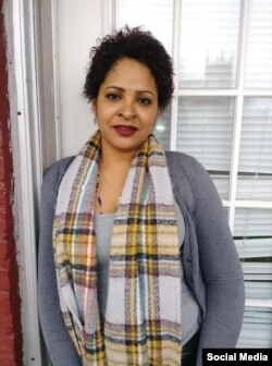 Laritza Diversent Cambara, abogada cubana exiliada en Estados Unidos, directora del Centro Cubalex. (Foto cortesía de la entrevistada, Facebook).