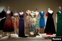 Vestidos de Isabel Toledo. REUTERS/Eric Thayer