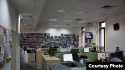 Corresponsalía de Radio Libertad en Kiev, Ucrania