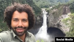 Nicholas Casey, corresponsal en Colombia del The New York Times en Colombia. (Facebook).