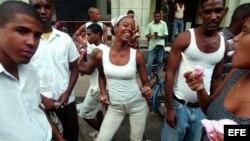 Peligrosos carnavales en Cienfuegos