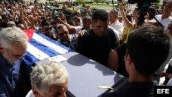 Funerales de Oswaldo Payá