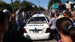 Decenas de Damas de Blanco detenidas en La Habana luego de salir de misa