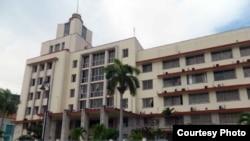 Sede del Grupo de Administración Empresarial S.A., GAESA (E.Pérez Chang)
