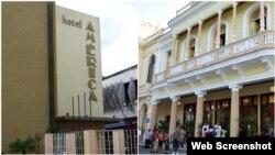 Hoteles América y Central