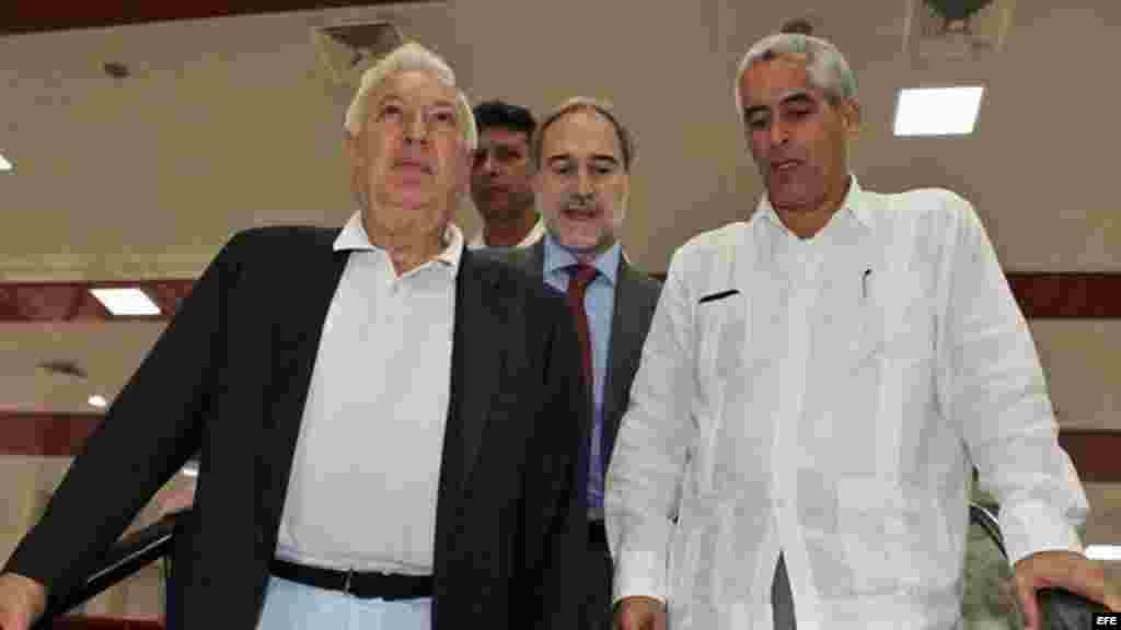 José Manuel García Margallo visita Cuba