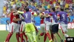 Group E - Switzerland vs Ecuador