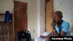 """Francisco Jesús Jiménez, de 58, concedió una entrevista a """"The Huffington Post"""" desde su casa en el barrio habanero de Cayo Hueso."""