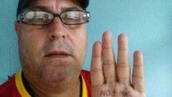 Detienen a un activista que participó en campaña por el cierre de fronteras