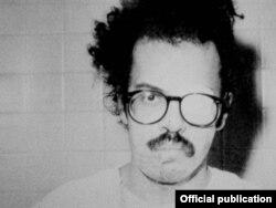 William Guillermo Morales, víctima de su propia bomba.