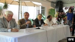 Congresistas demócratas visitan Cuba.