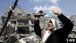 Operaciones terrestres israelíes en Gaza