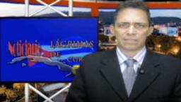 """El periodista Ram´n Zamora presenta el noticiario """"Lágrimas de Cuba"""" en YouTube."""