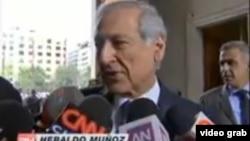 Canciller chileno responde a sueños de Maduro de bañarse en playa boliviana en el Pacífico.