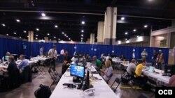 Convención Nacional Demócrata en Charlotte 2012.