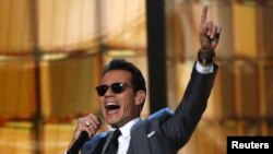 Marc Anthony. REUTERS/Mario Anzuoni