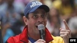 Foto de archivo de Henrique Capriles