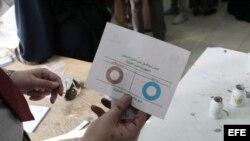 Referendum en Egipto