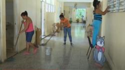 Declaraciones de Miraida Martin sobre reinicio del curso escolar el lunes