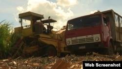 Zafra 2017-2018 Ciego de Avila. Según economistas los actuales niveles de producción de azúcar de Cuba son similares a los de fines del siglo XIX.