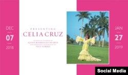 """""""Presentando a Celia Cruz"""", expo fotográfica en el Museo Americano de la Diáspora Cubana."""