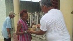 UNPACU ofrece ayuda a necesitados