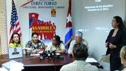 Organizaciones alertan sobre el aumento de violación de los DDHH en Cuba