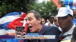 Opositores relatan represión vivida a manos del Gobierno cubano