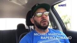 """El rapero cubano Marichal habla sobre su nuevo tema """"370"""""""