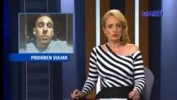 Joven cubano retenido en la isla lanza denuncia