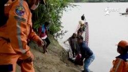 Más de 5.800 personas han huido de Venezuela a Colombia, por la guerra que hay en el estado de Apure