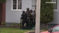 Detenido el presunto asesino de tres policías en Canadá