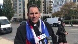 Hermano de Ferrer dice que gracias a la presión internacional es que permitieron verlo en prisión