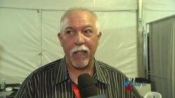 Periodista cubano (Pablo Socorro - AFP) analiza la Serie del Caribe