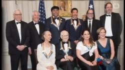 Gloria Estefan recibe galardón Kennedy Center Honors