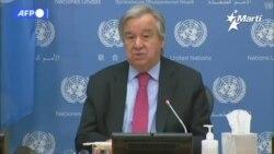 Info Martí | La ONU marca el 2021 como el año del gran combate contra el cambio climático