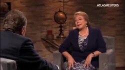 La Presidenta chilena anuncia la renovación de su gabinete
