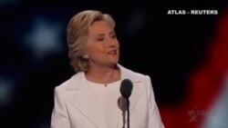 El día en que Hillary Clinton hizo historia