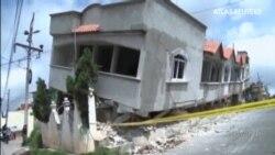 Un terremoto de 6,9 grados en la escala de Richter sacude Guatemala y el sur de México